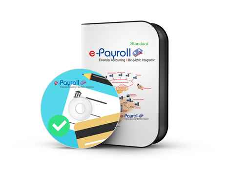 e-Payroll Standard EPS 1.2 Online Payroll Management Software